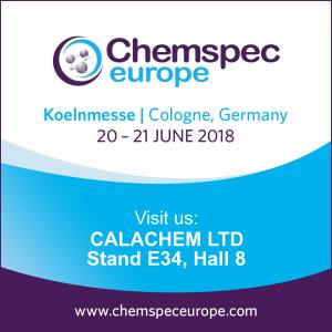 CalaChem to exhibit at Chemspec Europe 2018 | CalaChem Fine